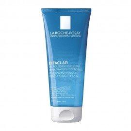 La Roche Posay Effaclar Gel, Ζελ Καθαρισμού για Λιπαρό Ευαίσθητο Δέρμα, Απομακρύνει το Σμήγμα, 200ml