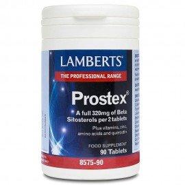 Lamberts Prostex 320mg Beta Sitosterols, για την Καλή Υγεία του Προστάτη, 90 tabs