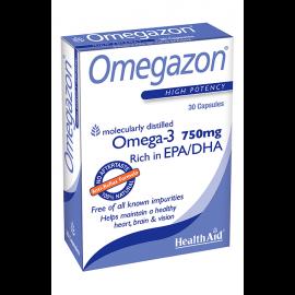 Health Aid Omegazon 750 mg 30 caps