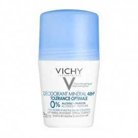 Vichy Deodorant Mineral 48H Tolerance Optimal 50 ml