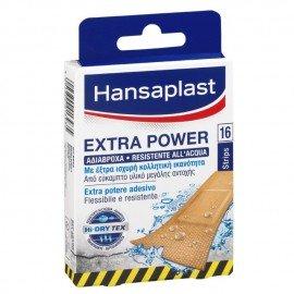 Hansaplast Extra Power Αδιάβροχα Επιθέματα 16 τμχ