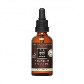Apivita Hair Care Dandruff Relief Oil 50 ml