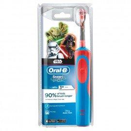 ORAL-B STAGES POWER Παιδική Ηλεκτρική Οδοντόβουρτσα Star Wars
