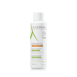 A-Derma Exomega Control Bain Έλαιο - Ατοπικό Δέρμα 250ml