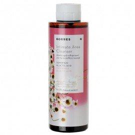 Korres Intimate Area Cleanser Καθαρισμός Ευαίσθητης Περιοχής Με Χαμομήλι & Lactic Acid 250ml