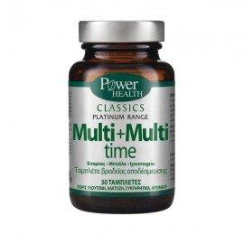 Power Health Platinum Range Multi + Multi time 30 tabs