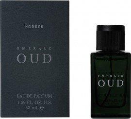Korres Emerald OUD eau de parfum Him 50 ml