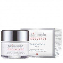Skincode Exclusive Cellular Day Cream SPF15 50ml