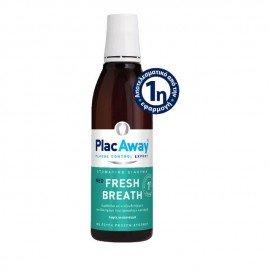 Plac Away Fresh Breath Στοματικό Διάλυμα 250 ml