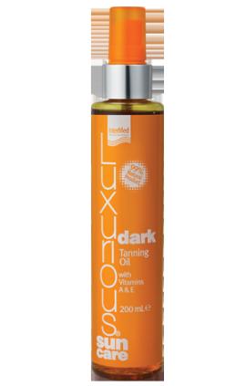 Intermed Luxurious Sun Care Dark Tanning Oil 200 ml