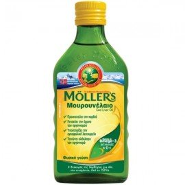 Mollers Cod Liver Oil Natural 250 ml
