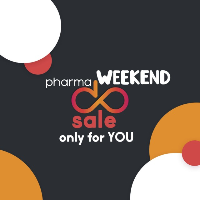 PharmaDO Weekend SALES only for YOU